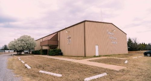 Shawnee Christian Church outside building photo